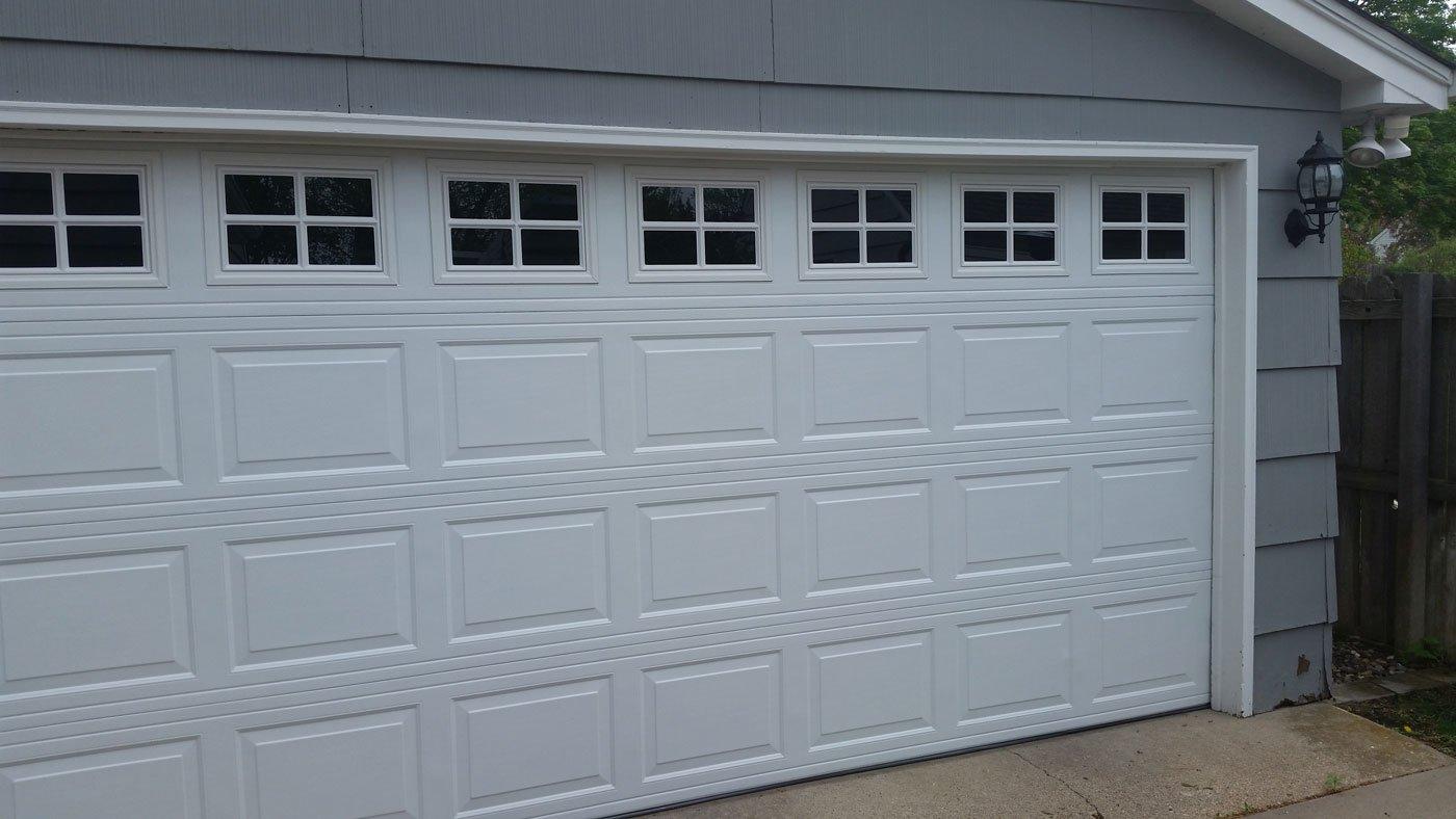 After garage doors plus llc for Platinum garage doors