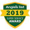 Garage Doors Plus 2019 Angie's Liszt Award Winner