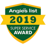 Garage Doors Plus 2019 Angie's Liszt Award Winner